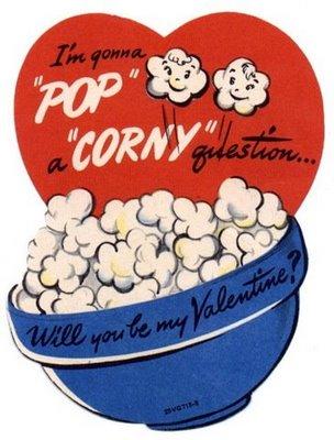 Popcorn-valentine