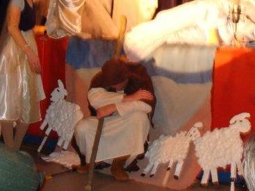 Joseph sleeping