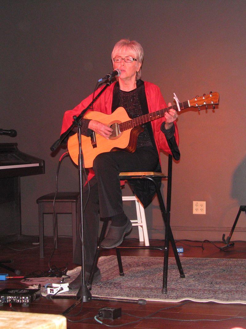 Carol Abair
