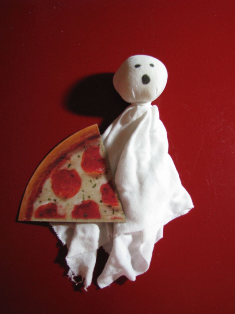 Ghostpizza