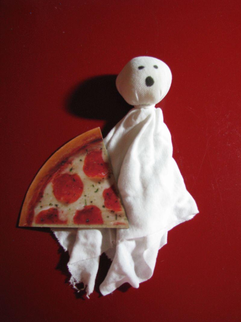 Ghostpizza